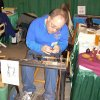 Eric H at the Wood Show
